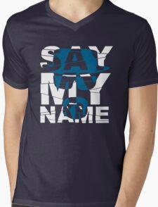Say My Name (Breaking Bad) Mens V-Neck T-Shirt