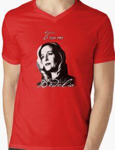 Team Bedelia Mens V-Neck T-Shirt