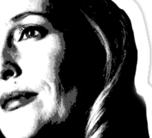 Team Bedelia Sticker