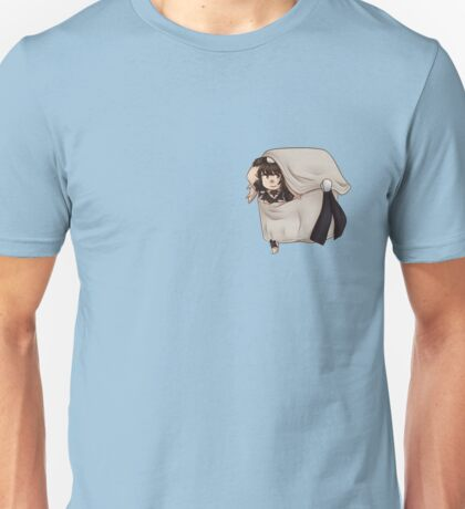 Yarne Pocket Unisex T-Shirt