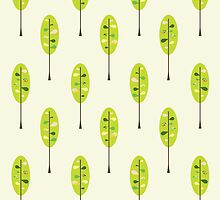 Tiny Trees by fairandbright