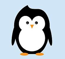 Penguin by fairandbright