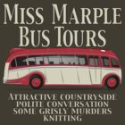 Classic Bus Agatha Christie Tour by velocitygallery
