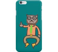 Screw The System iPhone Case/Skin