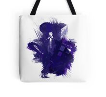 Watercolor Eleventh Doctor Tote Bag