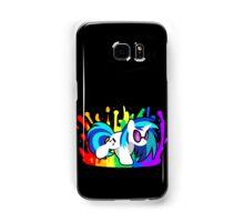 Vinyl Scratch Splash Phone Case Samsung Galaxy Case/Skin