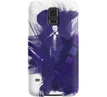Watercolor Eleventh Doctor Samsung Galaxy Case/Skin