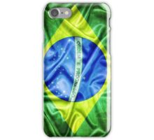 Brazil flag. iPhone Case/Skin