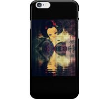 Funky Geisha iPhone Case/Skin