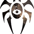 Ashiok Dimir symbol #1 by Geekstuff