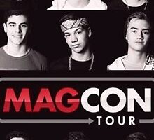 Magcon 9 Color by brileybieber