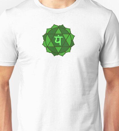Heart Chakra Unisex T-Shirt