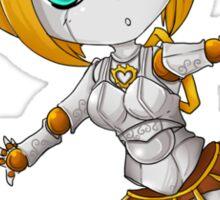 Orianna chibi - League of Legends Sticker