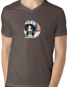 Piplup girl - Pokemon Mens V-Neck T-Shirt
