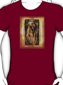 Madame Leota's Spell Book Page one by Topher Adam T-Shirt