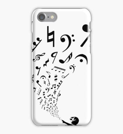 Music Girl iPhone Case/Skin