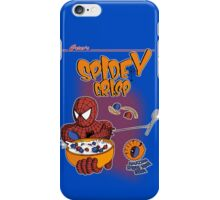 Spidey Crisp V2 iPhone Case/Skin