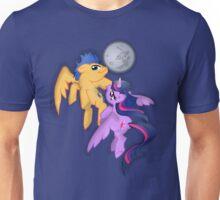 FlashLight: Midnight Flight Unisex T-Shirt
