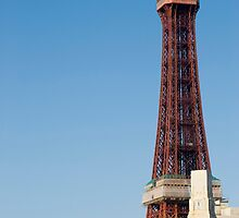 Blackpool Tower by photoeverywhere