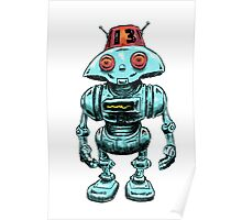 The Robot Buddy Poster