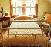 attic bedroom by vigor