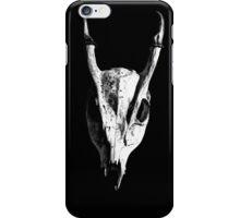 Muntjac Skull iPhone Case/Skin