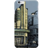 The Metro (Minerva) Theatre, Potts Point iPhone Case/Skin
