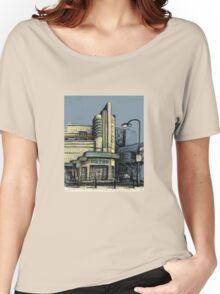 The Metro (Minerva) Theatre, Potts Point Women's Relaxed Fit T-Shirt