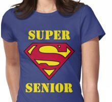 Super Senior Womens Fitted T-Shirt