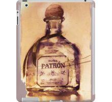 Patrón Silver iPad Case/Skin