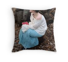 Lillian Print Throw Pillow