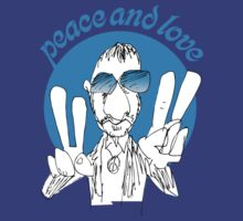 peace and love by Matt Mawson