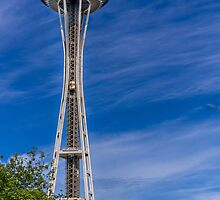 Space Needle by richtpt