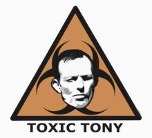 Toxic Tony Abbott by Sittoula Sitlakone