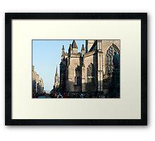St Giles Cathedral, Edinburgh Framed Print