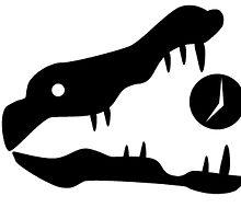 Croc n Clock by guilleum2
