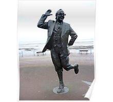 eric morcambe statue Poster