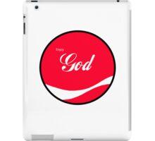 Enjoy God iPad Case/Skin