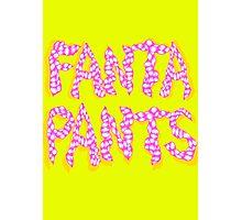 Fanta Pants Photographic Print