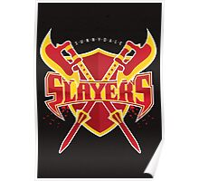 Sunnydale Slayers Poster