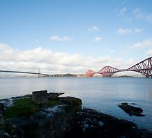 firth of forth by photoeverywhere