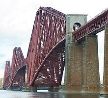 Forth Rail Bridge, Scotland by photoeverywhere