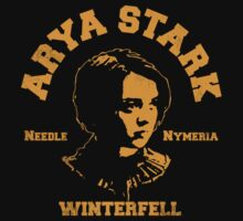 Game of Thrones Arya Stark by nofixedaddress