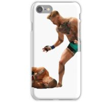 Conor McGregor 13 Second Knock Out iPhone Case/Skin