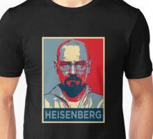 Walter White a.k.a. Heisenberg Unisex T-Shirt