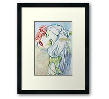 Be Not Lost Framed Print