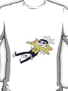 datas first emotion T-Shirt