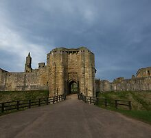 Warkworth Castle by Stephen Smith