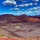 Martian Ground or Lanzarote? by pixog