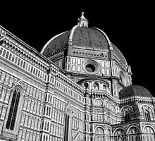 FLORENCE: Paint it black #3 by RVKBVD